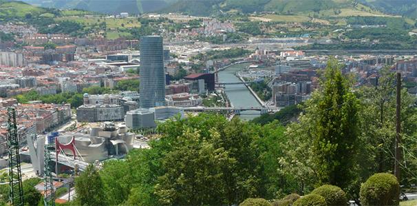 Bilbao, desde Artxanda