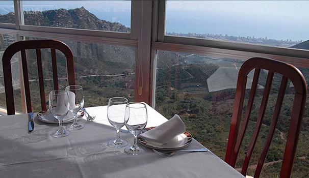 Restaurante Desierto de Las Palmas