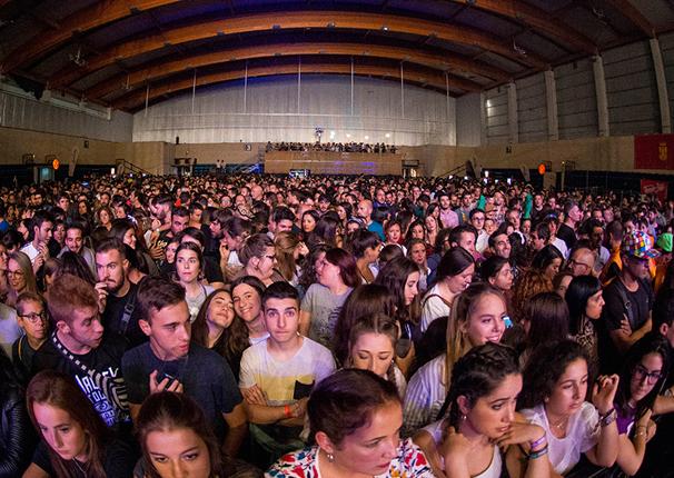 Público de Ebrovisión 2017