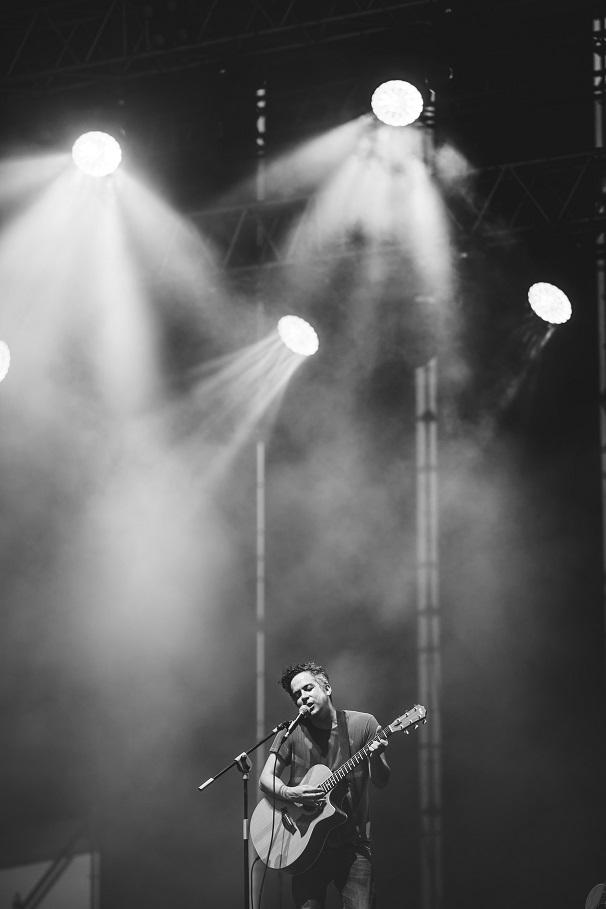 M. Ward en Santander Music 2017