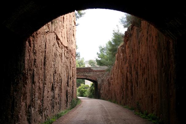 Vía verde en Benicàssim