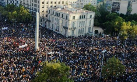 Manifestación independentista en Barcelona (2017)
