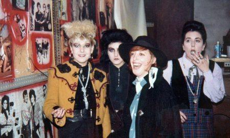 Garaje Bilbao chicas 80s