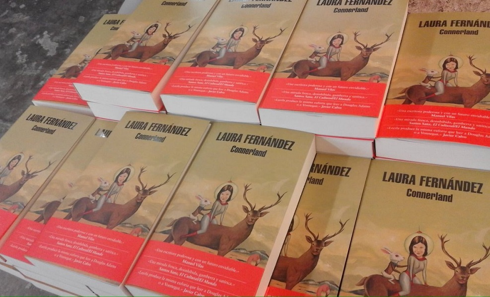 """Connerland"", Laura Fernández"