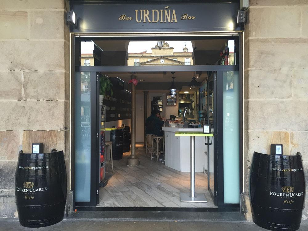 Bar Urdiña