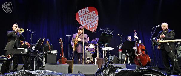 Van Morrison Bilbao