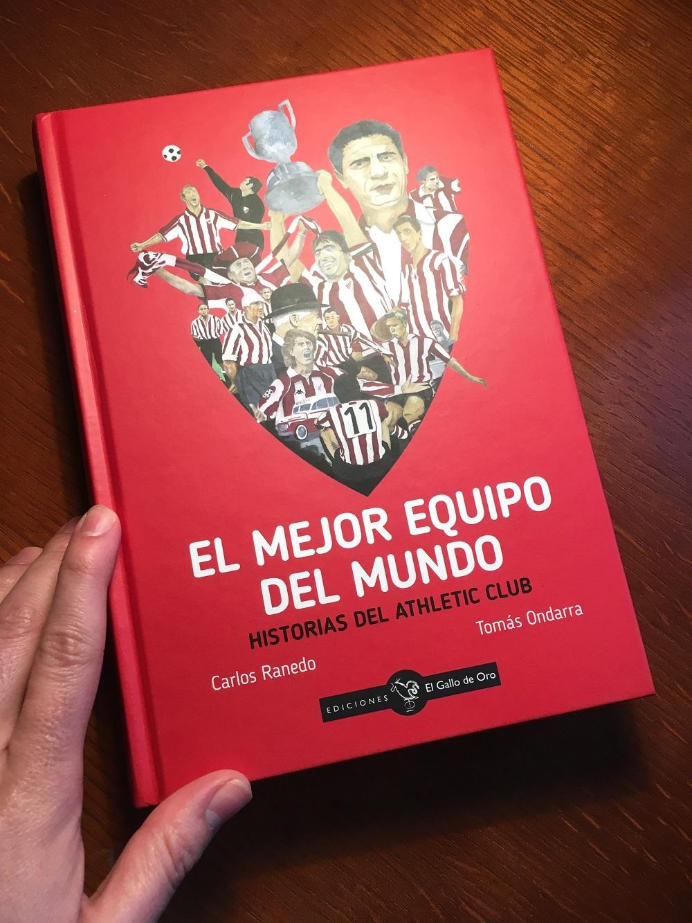 Athletic Bilbao libro