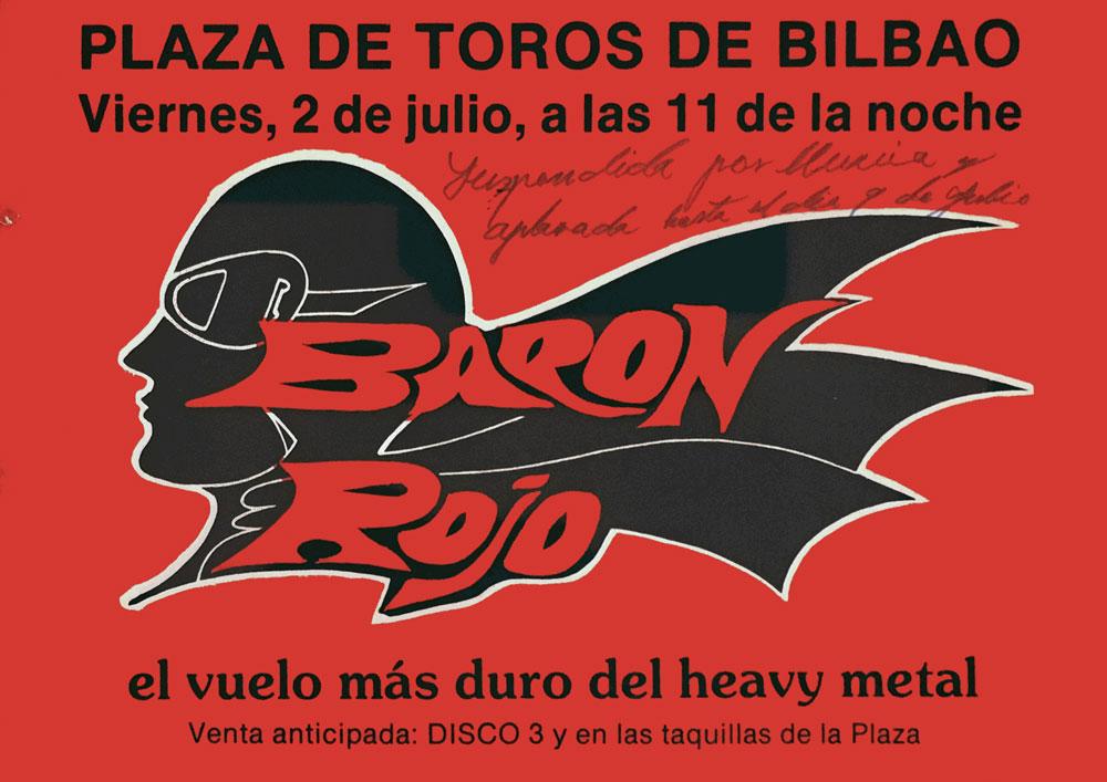 Barón Rojo Bilbao
