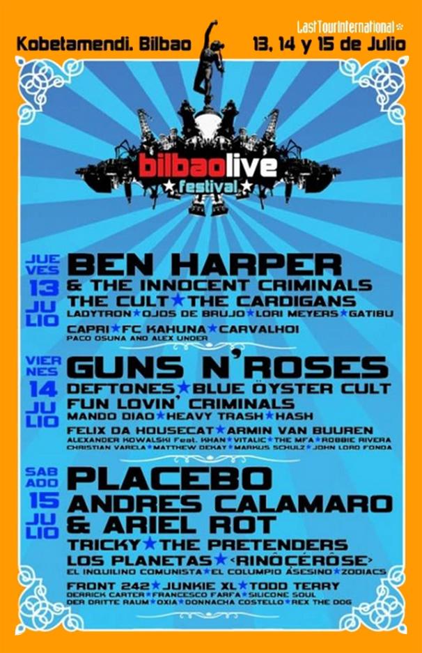Bilbao Live 2006