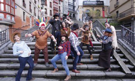 Carnavales 2018 Bilbao