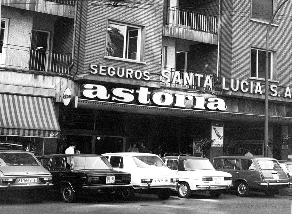Cine Astoria Bilbao