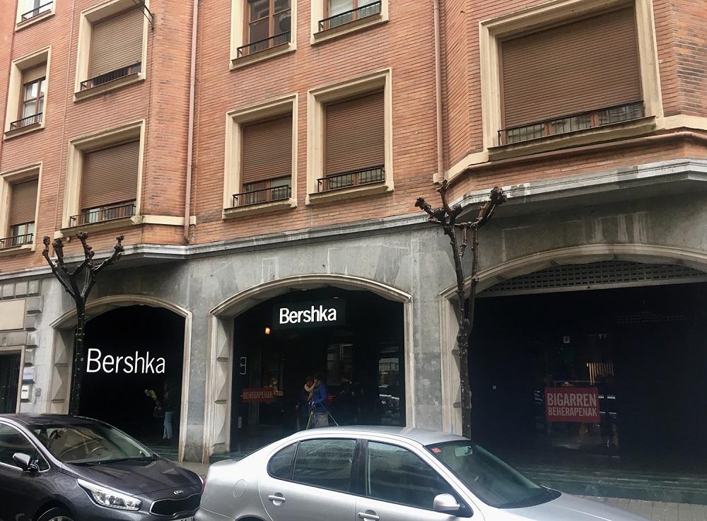 Bershka Bilbao