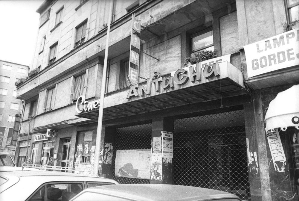 Cine Santuchu, Bilbao
