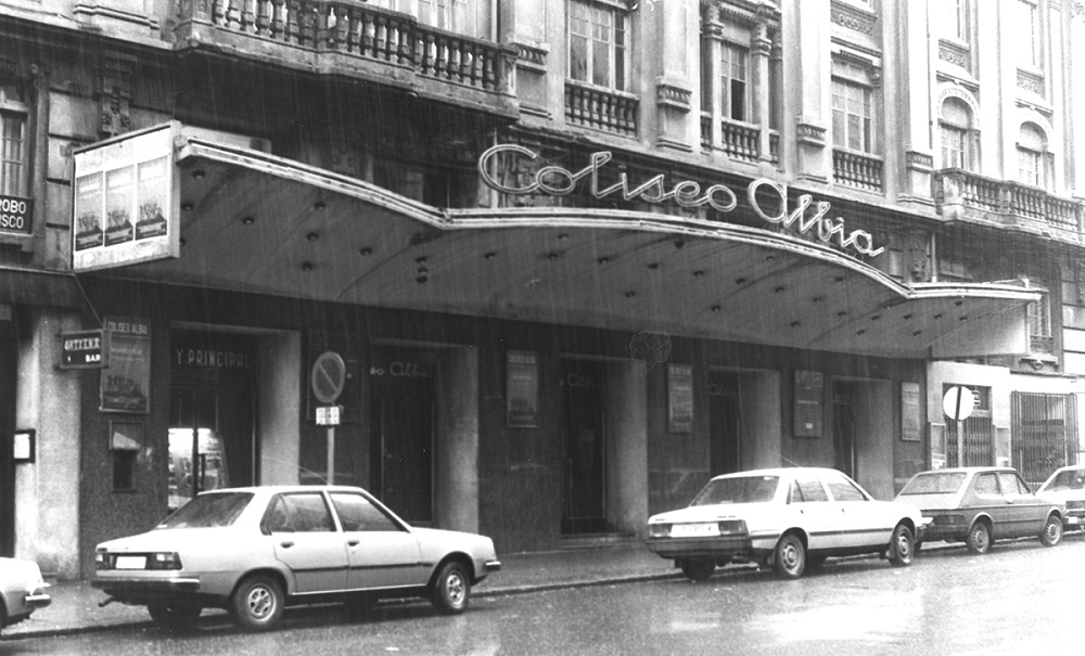 Coliseo Albia Bilbao