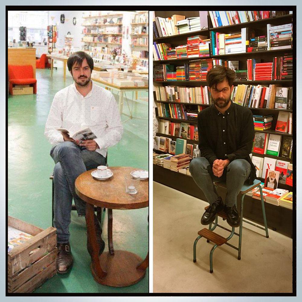 Garoa librería