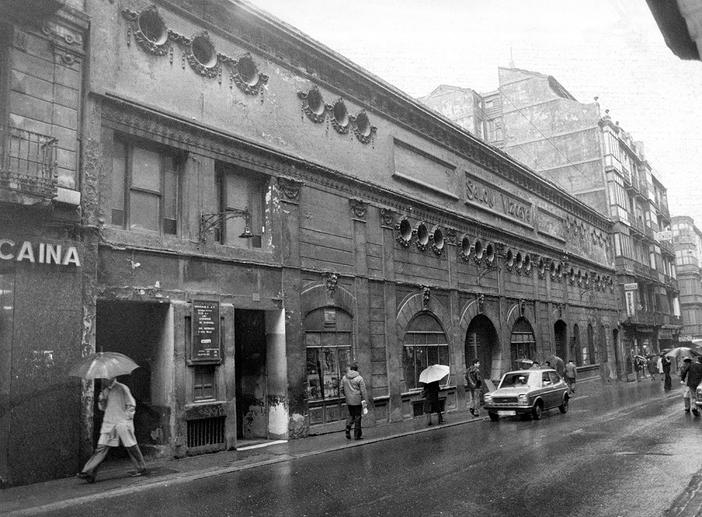 Cine Salón Vizcaya