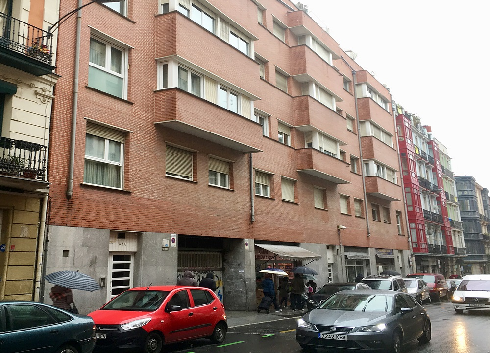 San Francisco, Bilbao