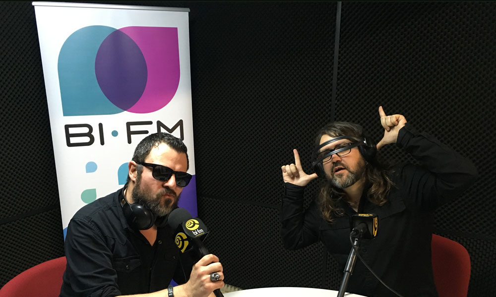 David Rubín en BI FM