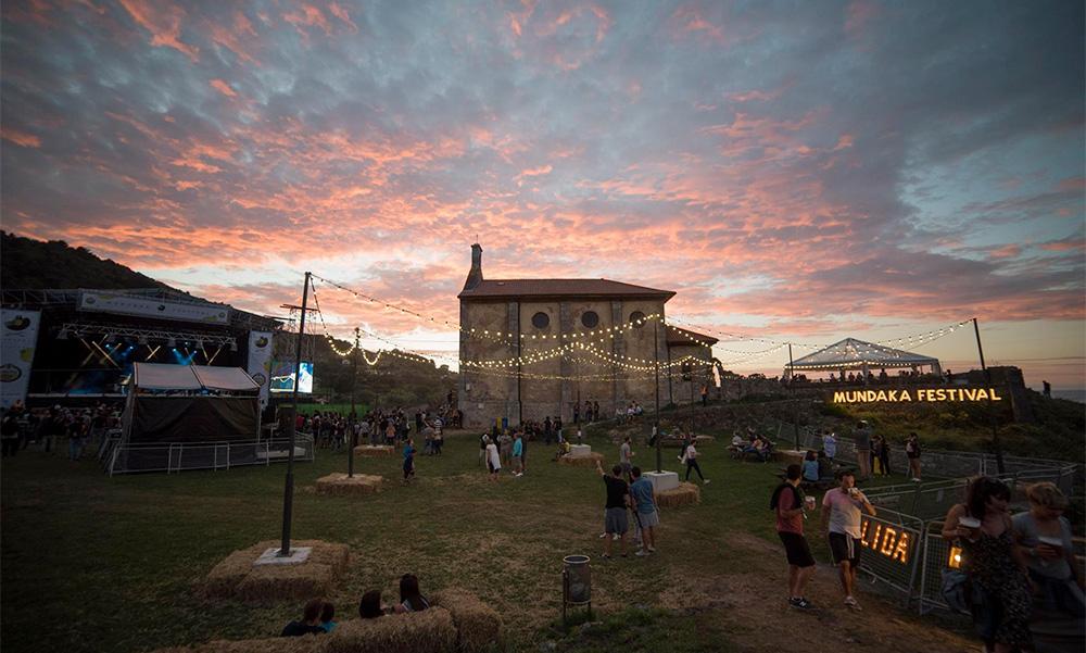 Santa Katalina // Mundaka Festival