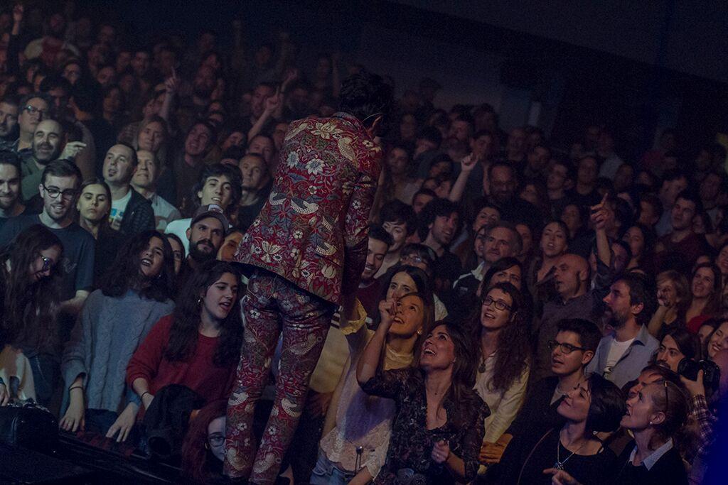 Sidonie (MAZ Basauri 2018)