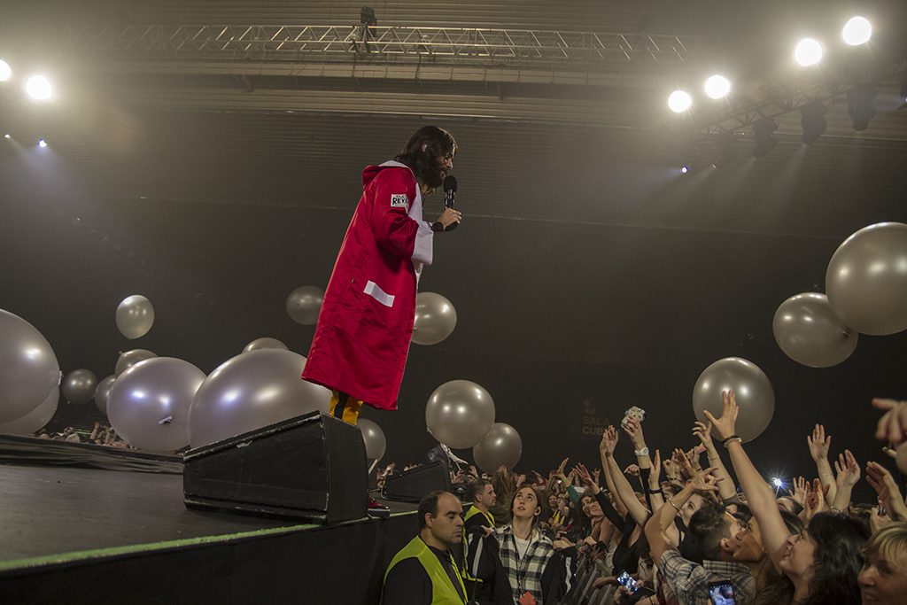 Thirty Seconds To Mars, Bilbao