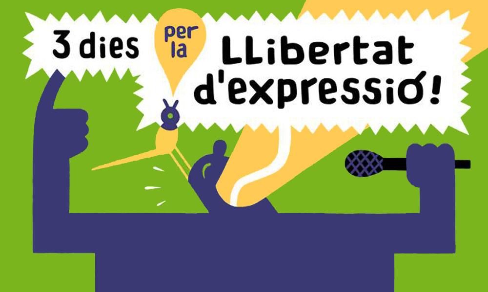 Concert per la llibertat d'expressió