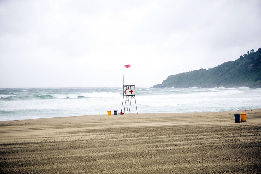 San Sebastián playa