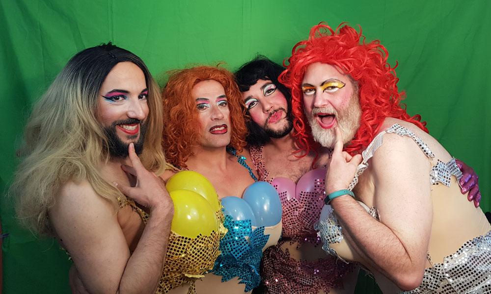 NOS PONEN (10 canciones): Las Fellini (Bilbao Pride 2018) - BI FM