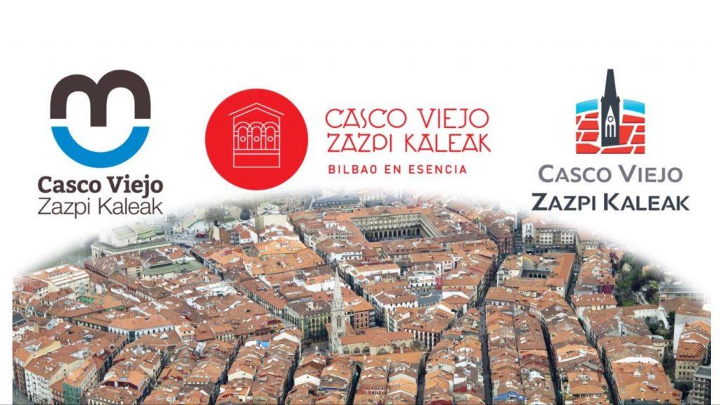 Logos finalistas del Casco Viejo (Bilbao)