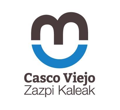 Logotipo del Casco Viejo de Bilbao