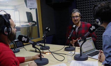 Entrevista a Mariano Barroso