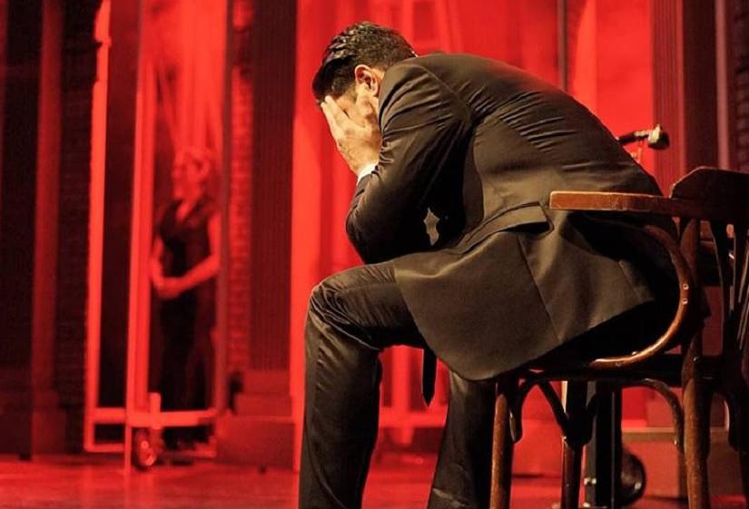 """Álvaro Puertas protagoniza """"Nine"""" en el Teatro Amaya de Madrid"""