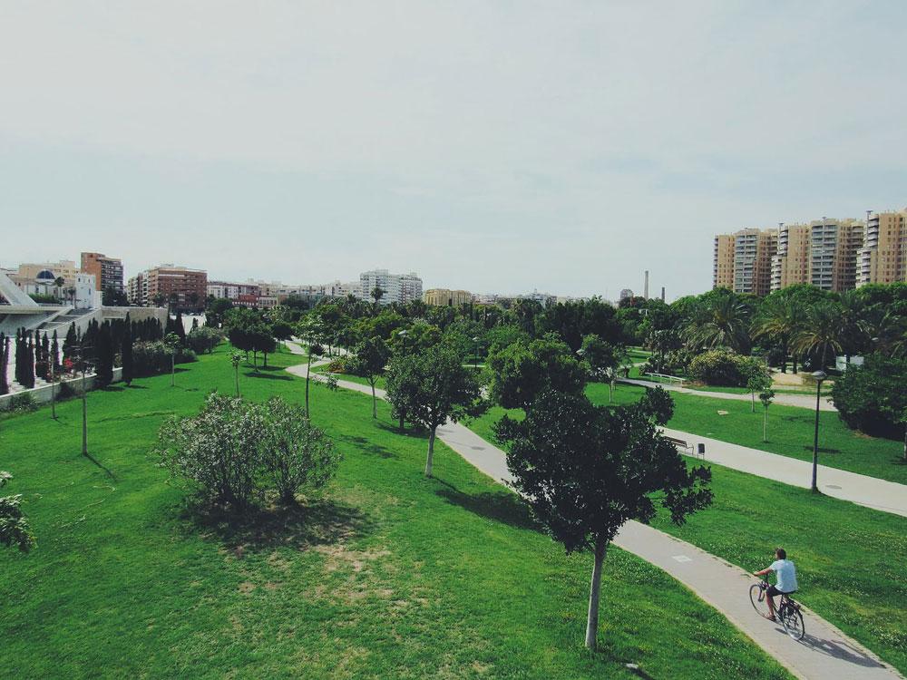 De paseo por Valencia