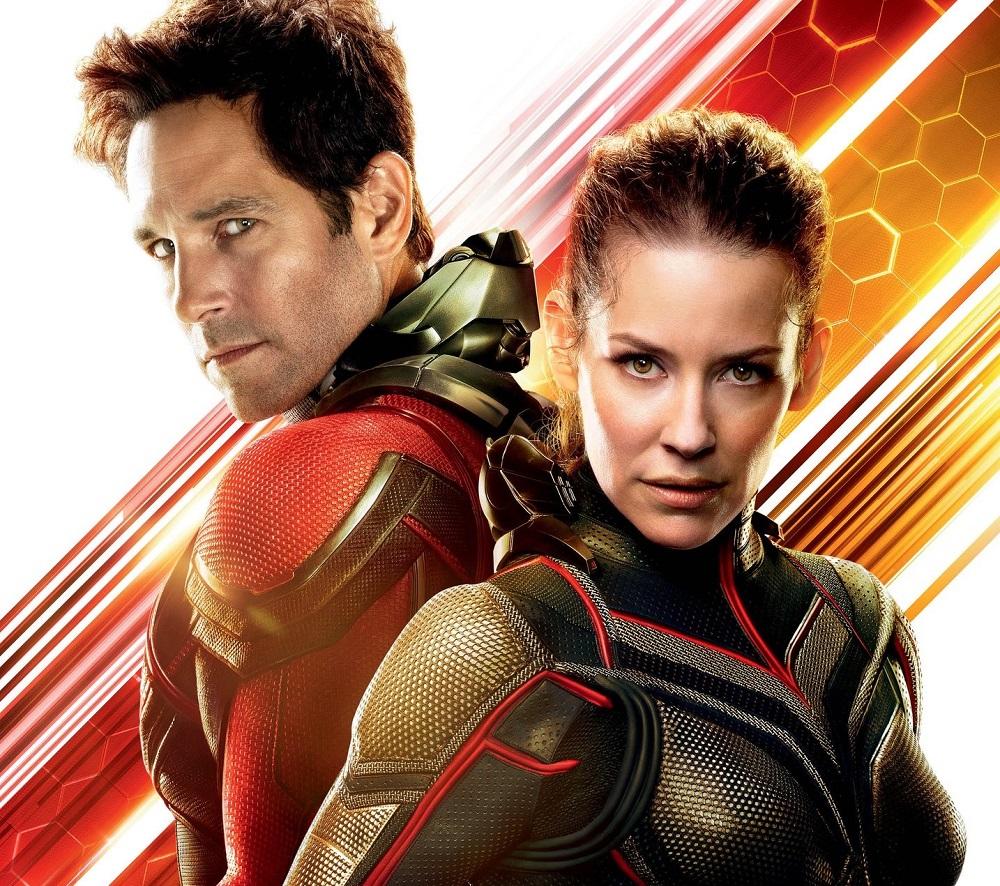 Película Ant-Man y la Avispa