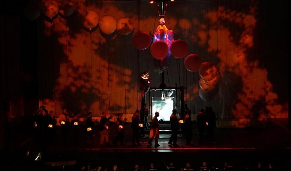 """""""La Creación"""", de La Fura del Baus, llega al Kursaal de Donostia"""