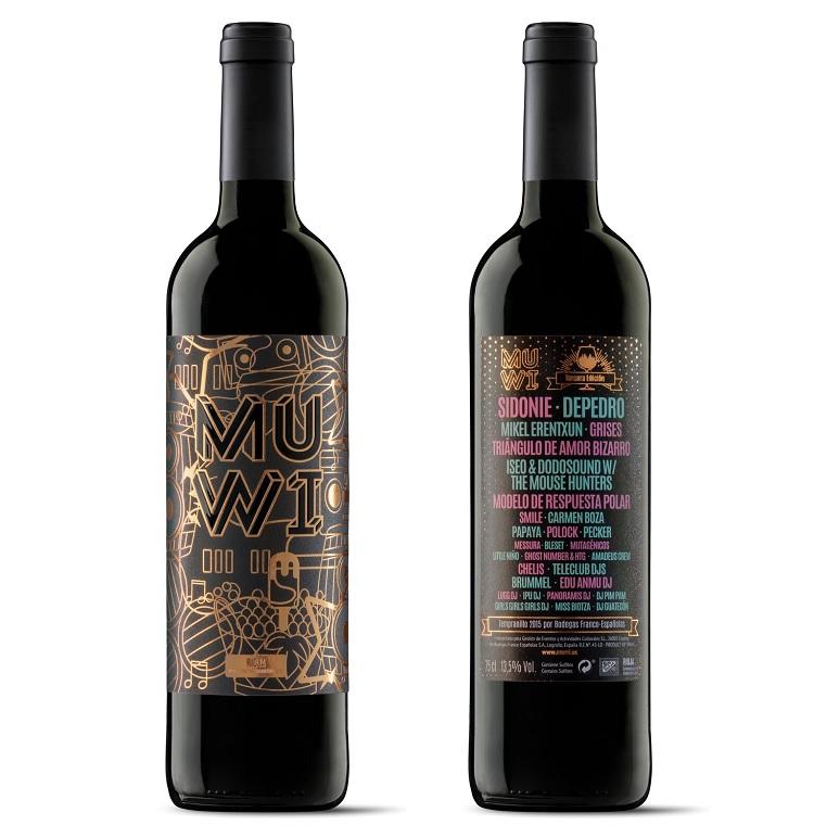 Los vinos del festival MUWI