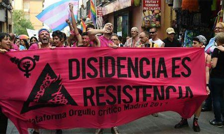 Orgullo LGBTI crítico