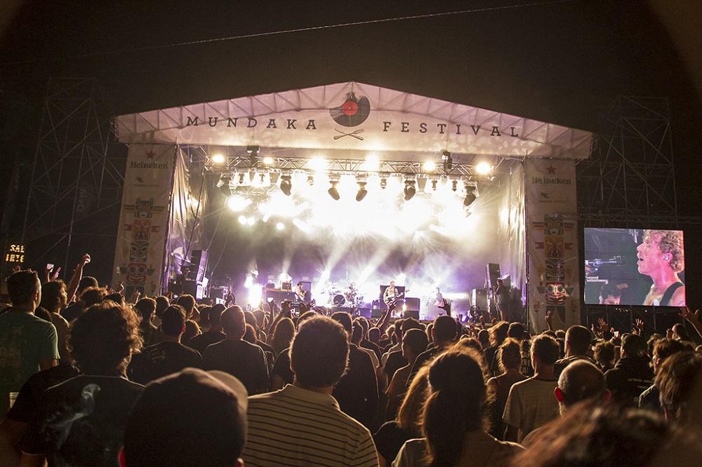 Biffy Clyro en concierto