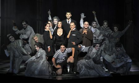 La familia Addams, en Aste Nagusia Bilbao