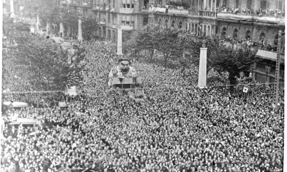 Bilbao durante el Franquismo