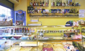 Grossi (Bilbao): pasta y pizza
