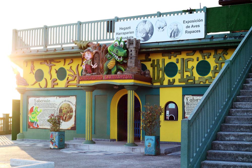 Parque de atracciones de Igueldo