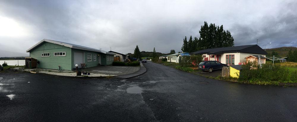 Pueblo islandés