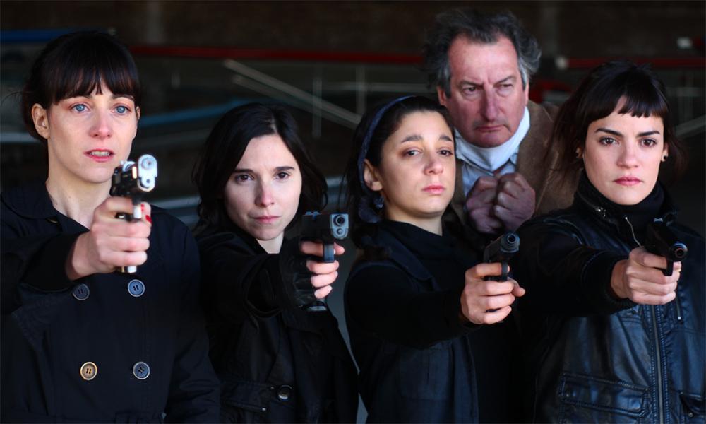 """""""La flor"""", película argentina de 14 horas"""