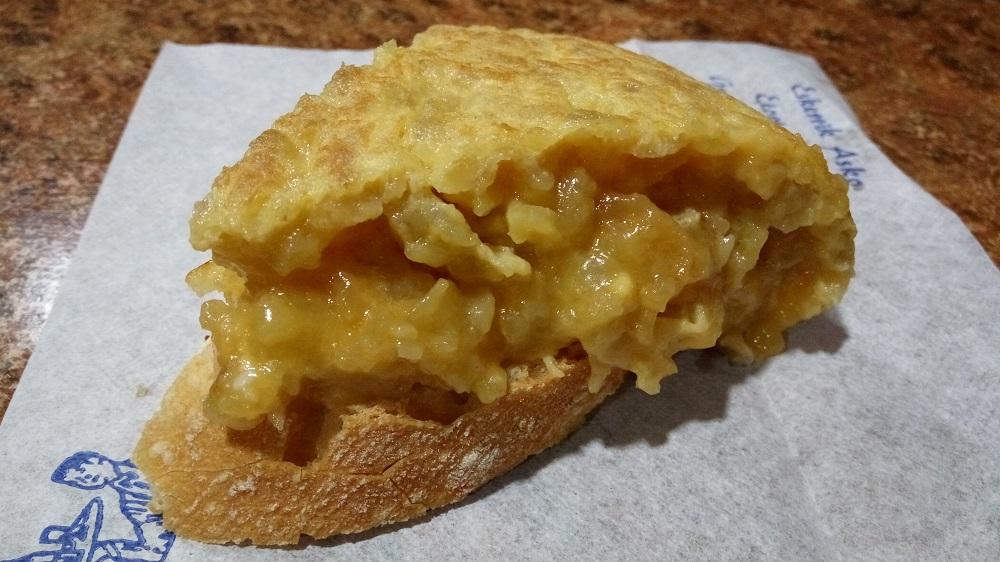 Mejor tortilla de Gorliz