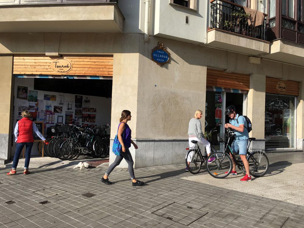 Alquiler de bicicletas en Bilbao