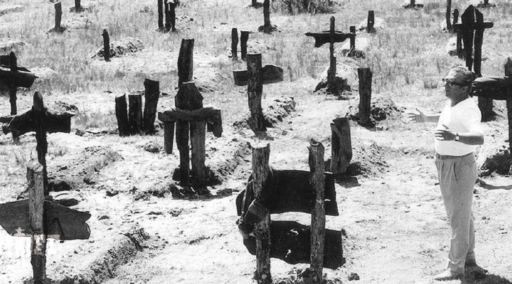 "El documental ""Desenterrando Sad Hill"""