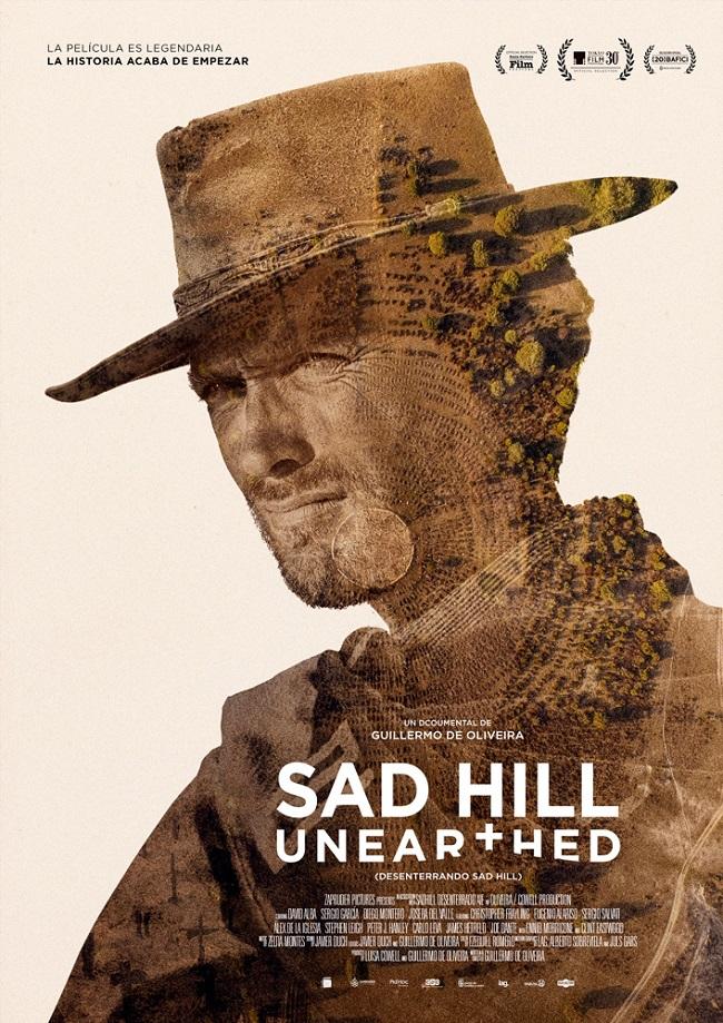 """Póster de """"Desenterrando Sad Hill"""""""