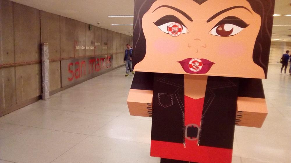Piztu Bilbao, Itzali MTV