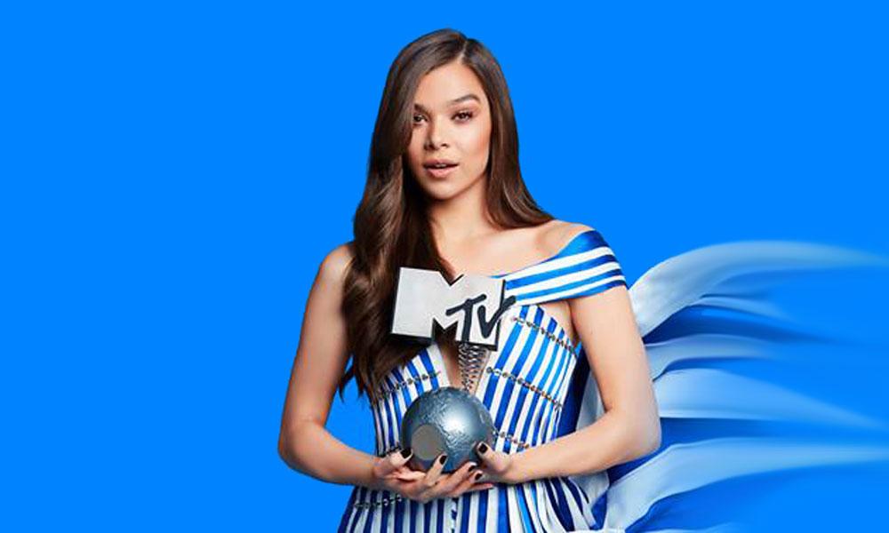 Hailee Steinfeld, presentadora de los MTV EMA Bilbao 2018